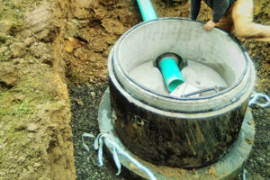 Sewer Project in Union Township